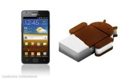 Slováci si musia počkať na Android 4.0 ICS pre Galaxy S II